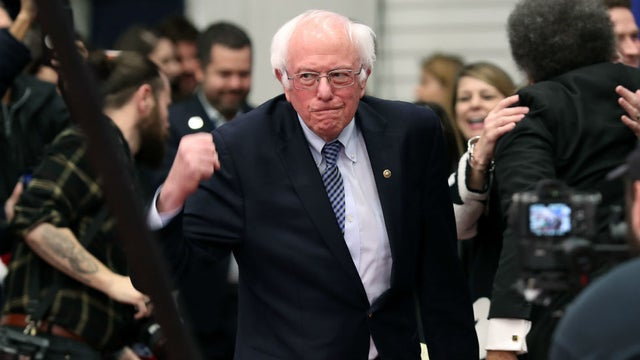 NEW POLL: Sanders has 8-point lead in California
