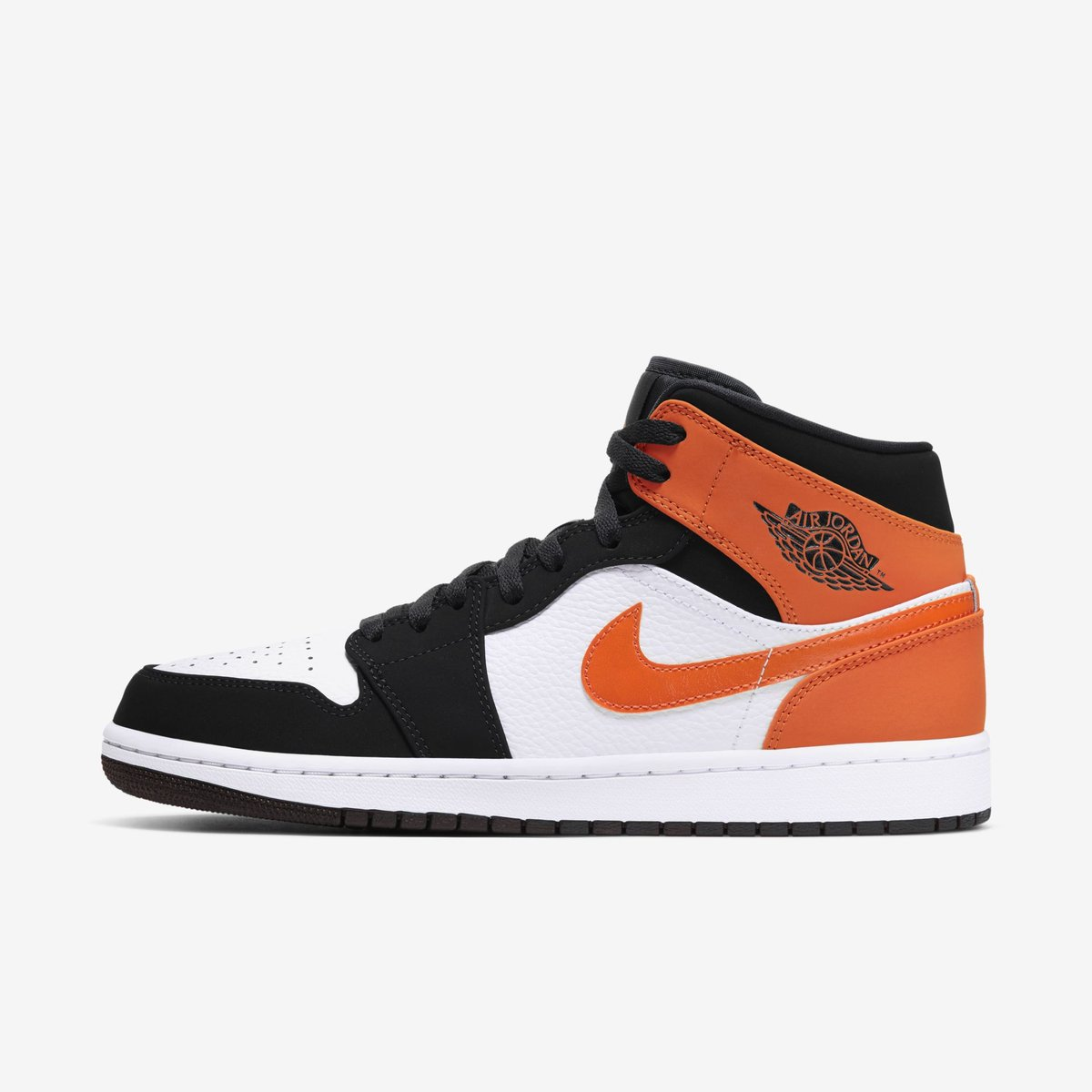 """SALE: Jordan 1 Mid """"Shattered Backboard"""" sizes 12+ only $87.97 direct on @nikestore. No code needed.  Link ->"""