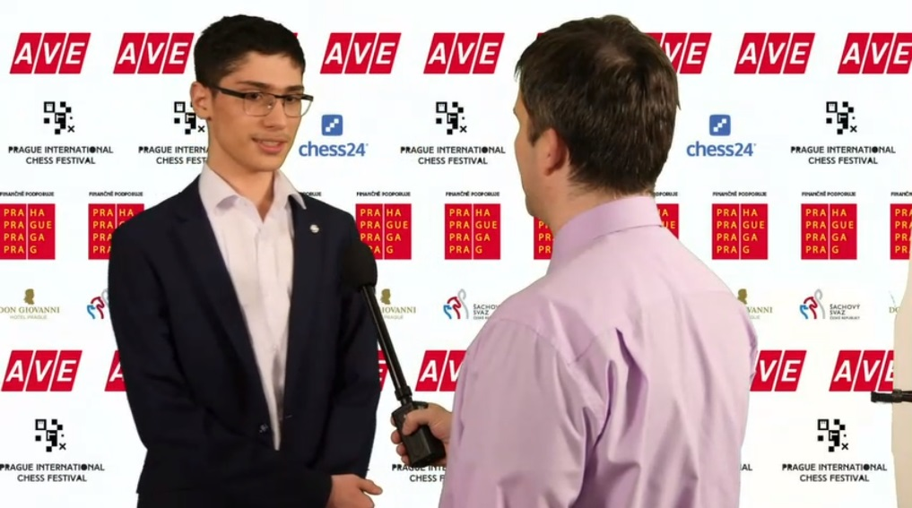 test Twitter Media - Alireza Firouzja only played the Prague Masters as a last-minute replacement for Wei Yi, but the 16-year-old still went on to win it! https://t.co/wwzymSMI9r  #c24live #picf2020 https://t.co/HNXA4VRUVm