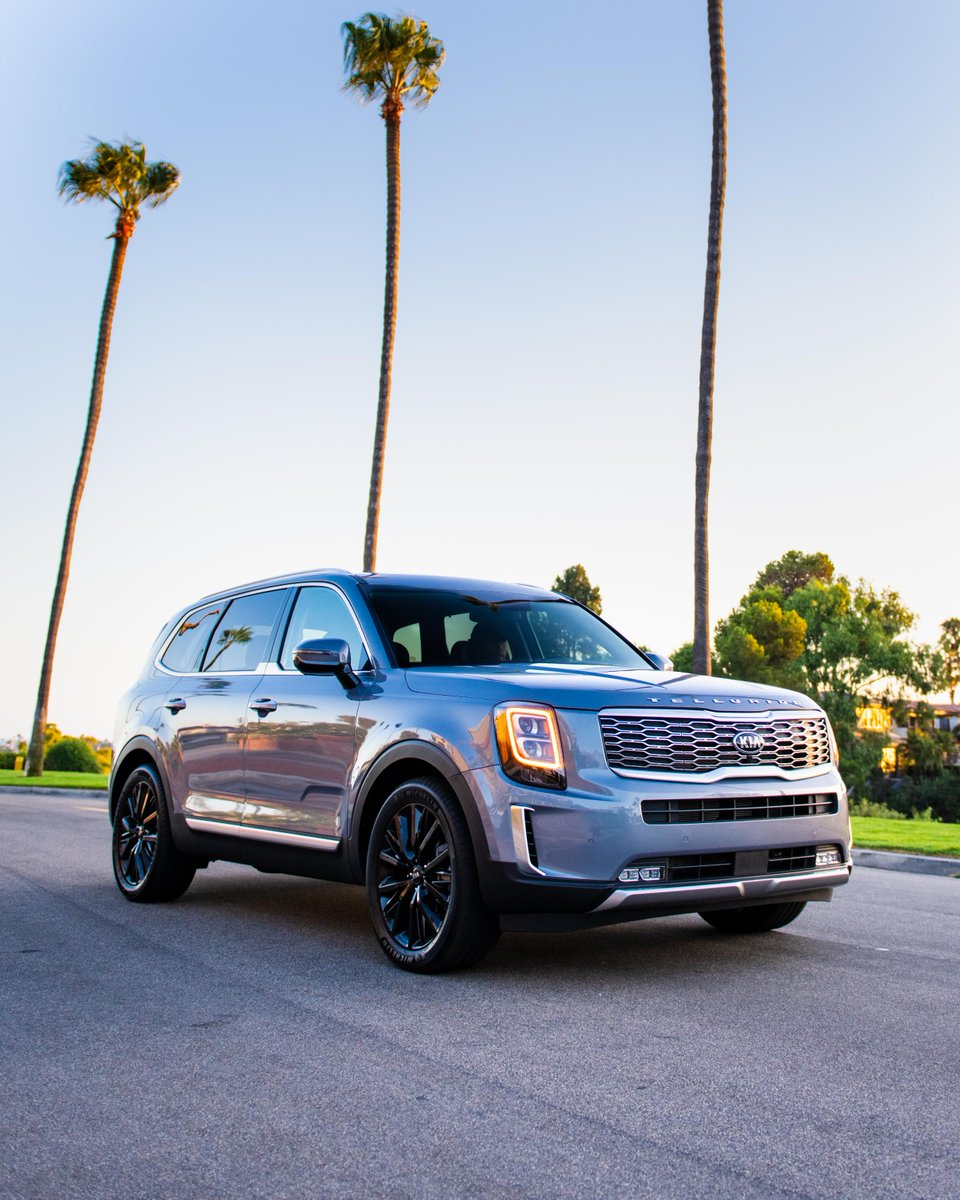 Aching to get out there. #KiaTelluride #FridayFeeling