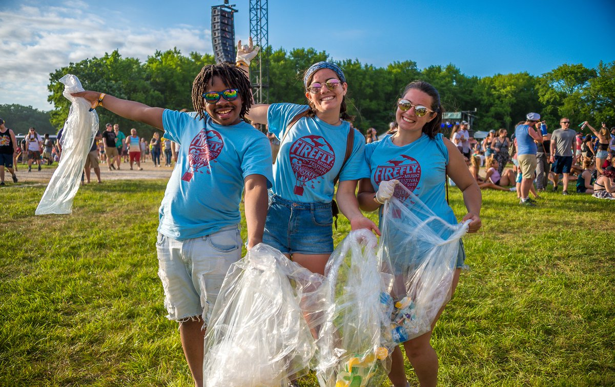 Get involved in the music you love at Firefly by joining the 2020 Fanstaff Team! You will get a discounted weekend pass, complimentary camping, and a paycheck. Apply today on our website:  ✨