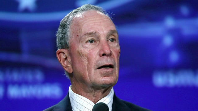#BREAKING: Bloomberg says he'll release 3 women from NDAs if they request it