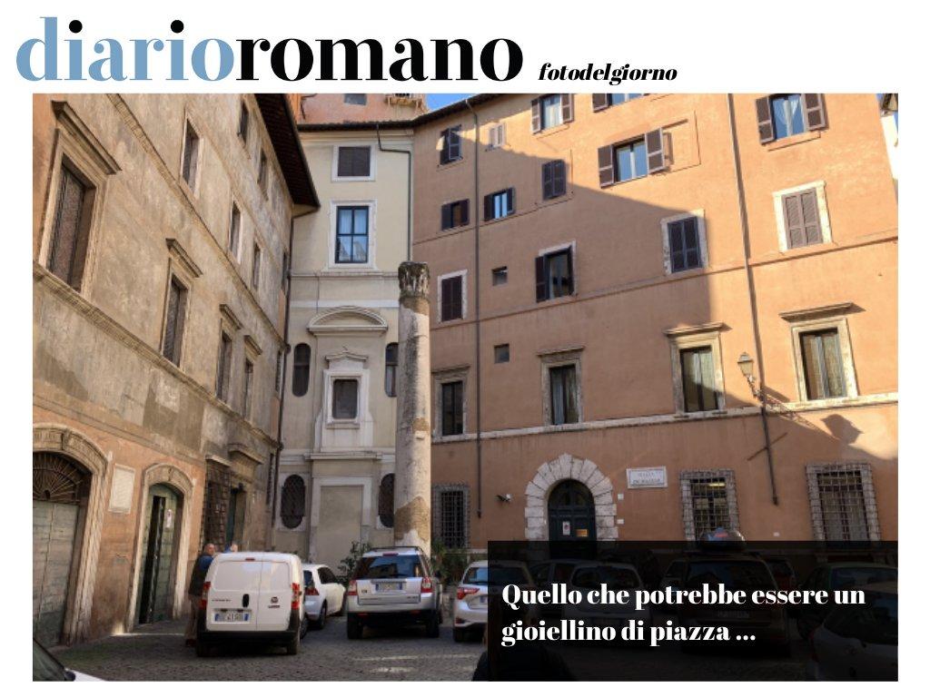 test Twitter Media - Dopo quasi quattro anni di governo del cambiamento M5S la piccola piazza dei Massimi rimane un brutto parcheggio. .  #Roma #photo #municipio #Campidoglio #Temi   #photo #sosta #parcheggi #centro #centrostorico https://t.co/ahTJTcDnjh