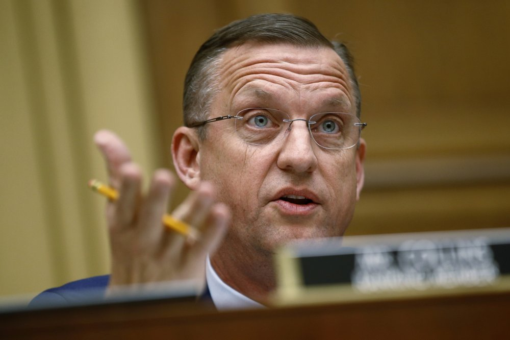 Rep. Doug Collins says he is not interested in DNI role -  #OANN