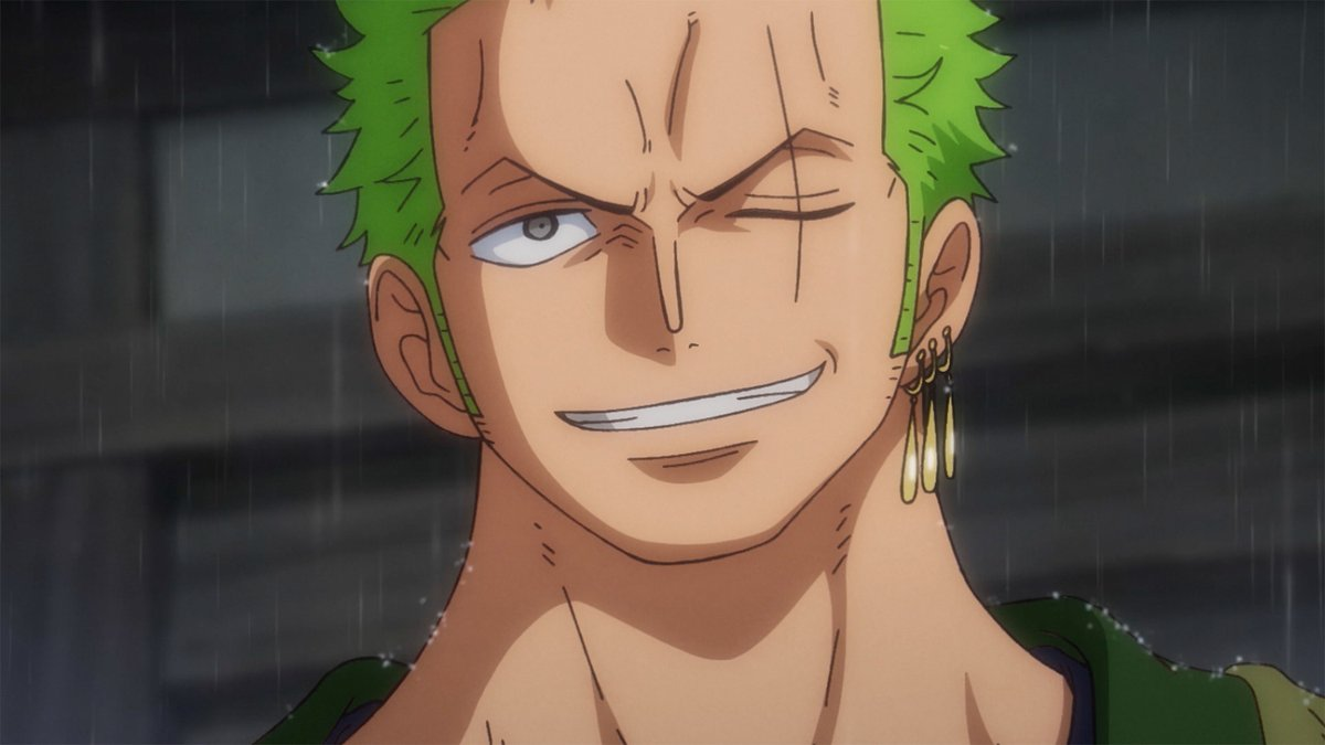 Zoro goes all in. 👀  [via Episode 922] #onepiece #onepieceanime