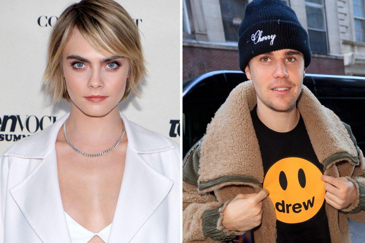 #CaraDelevingne #GigiHadid #JamesCorben #JustinBieber #kendalljener Cara Delevingne responde a Justin Bieber diciendo que ella es su menos favorita de las amigas de Hailey (+CAPTURA)