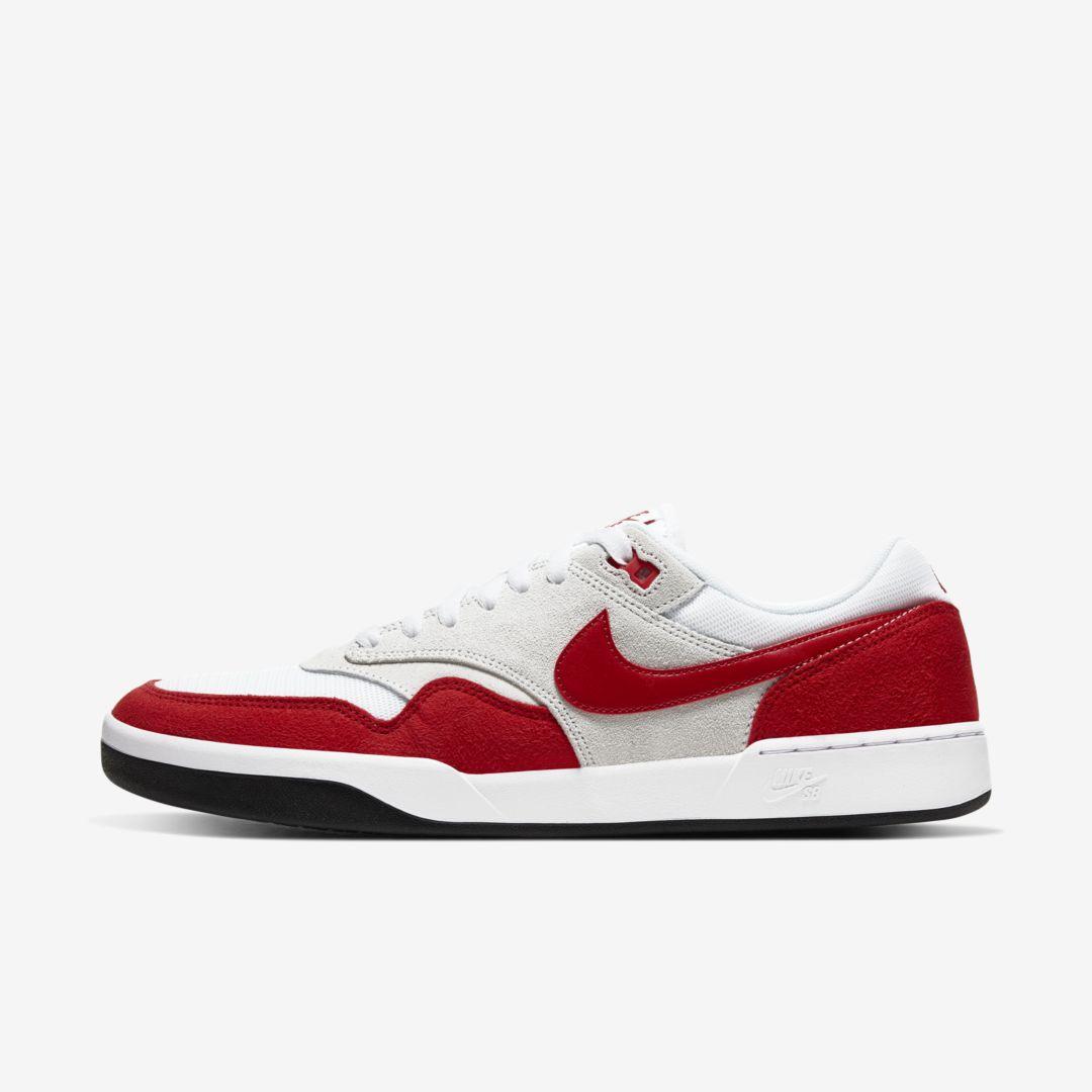 "NEW Nike SB GTS Return Premium ""Sport Red"" direct on @nikestore  Link ->"