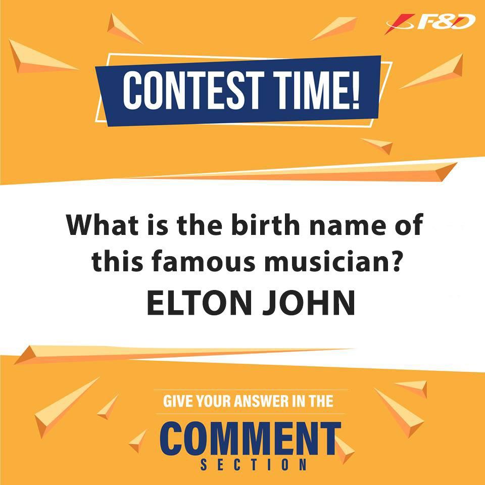 CONTEST ALERT  #Contest #Quiz #fendaindia #fenda #fendaudio #speakers #prizes #winners #Play @Eurovision @Contest_in @Contest_Hub @bbceurovision @ContestsInIndia @Contestmumbai