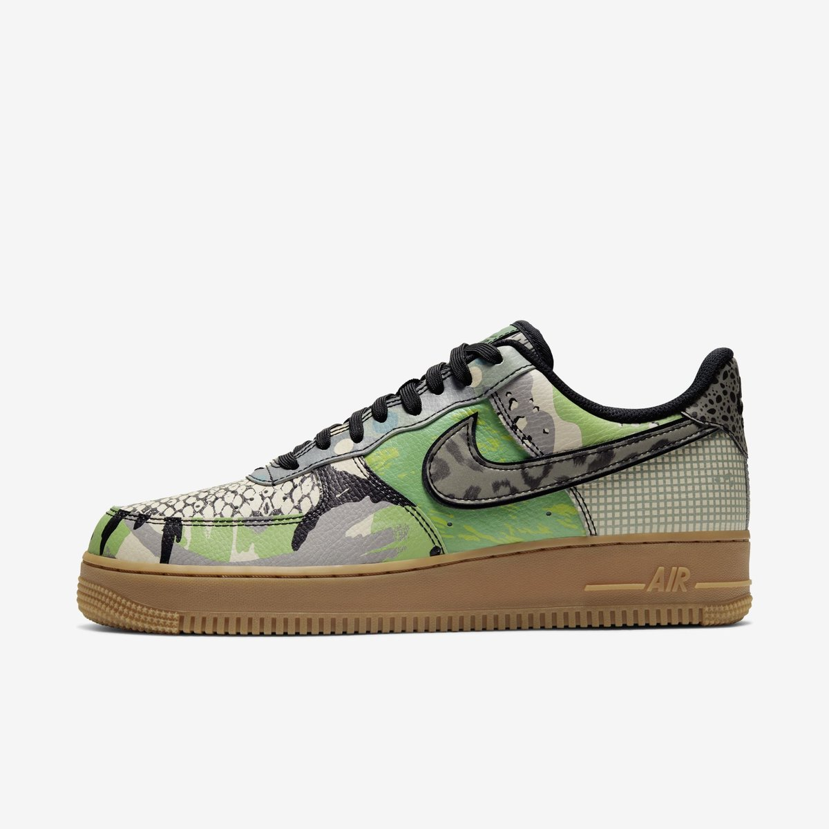 """Nike Air Force 1 """"City of Dreams"""" Green Spark now direct on @nikestore  Link ->"""