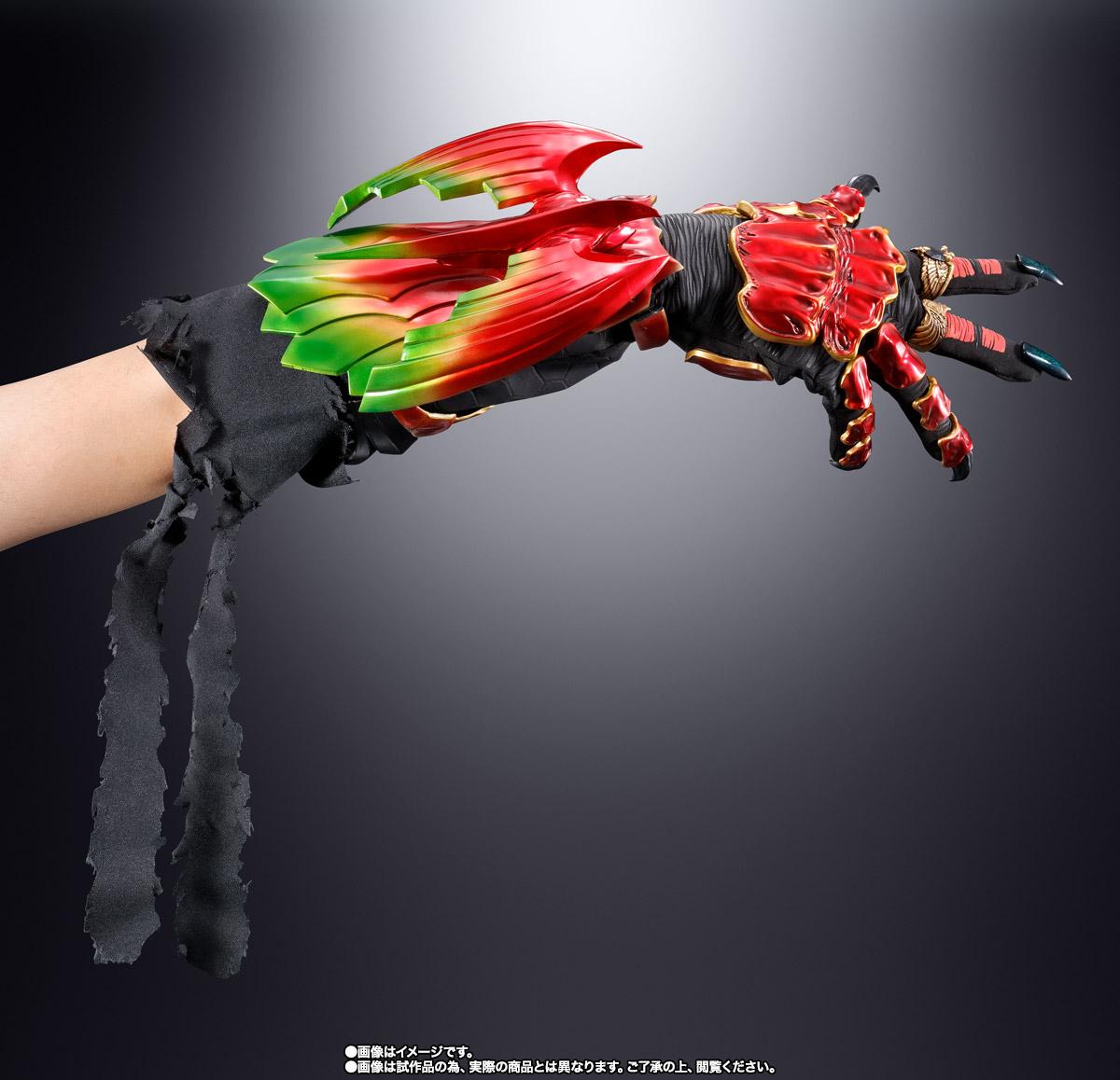 test ツイッターメディア - 【 #仮面ライダー なう!】 「TAMASHII Lab アンク」は魂ウェブ商店で2月24日(月)23時受注締切! 実際に腕に装着出来る!!アンク役・三浦涼介さん新録によるボイスを70種以上収録!! ご注文お忘れなく→ https://t.co/yBmmiJkSqc ★本日までマイル2倍!★ #仮面ライダーオーズ #t_nations https://t.co/nldv5VYqBp