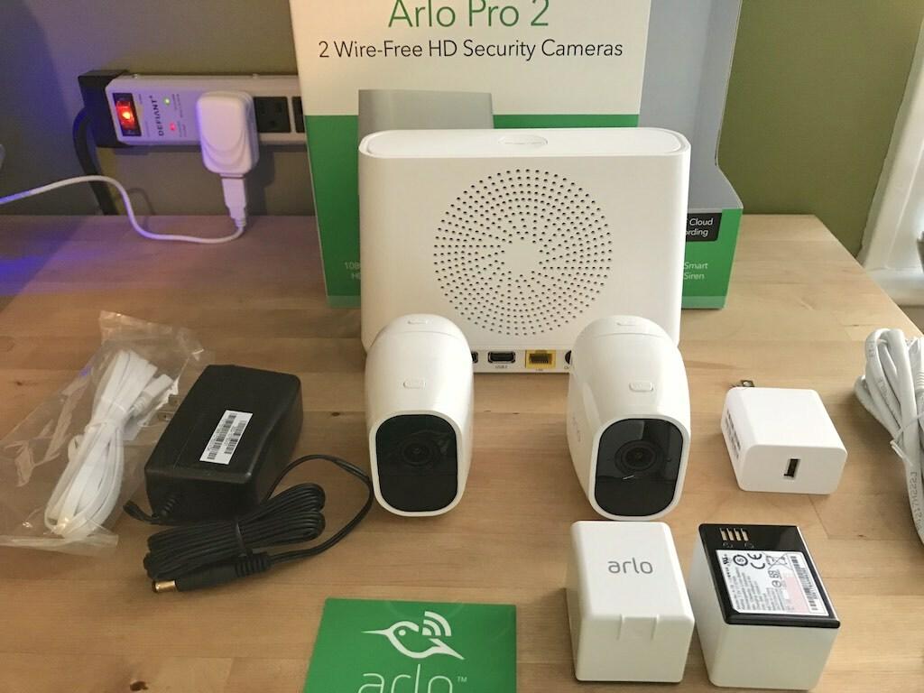 ➡️ Alerte #BonPlan : #Reduction sur le pack de caméras de surveillance Arlo Pro 2 de #Netgear 📷  🔥