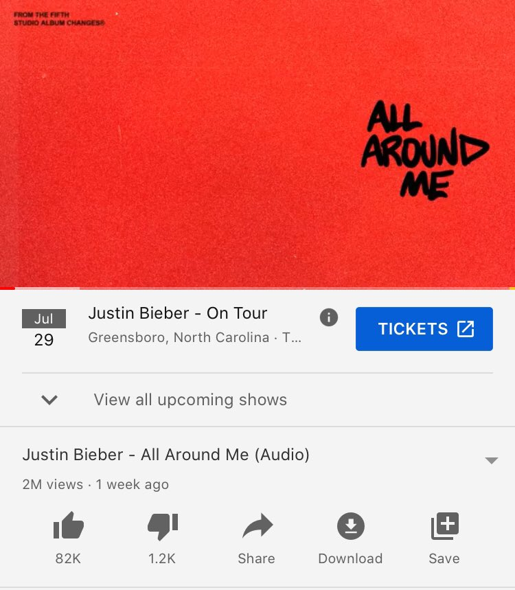 My shittt @justinbieber #Changes #CHANGESOUTNOW  #JustinBieber #AllAoundMe  🔥🔥🔥🔥🔥🔥