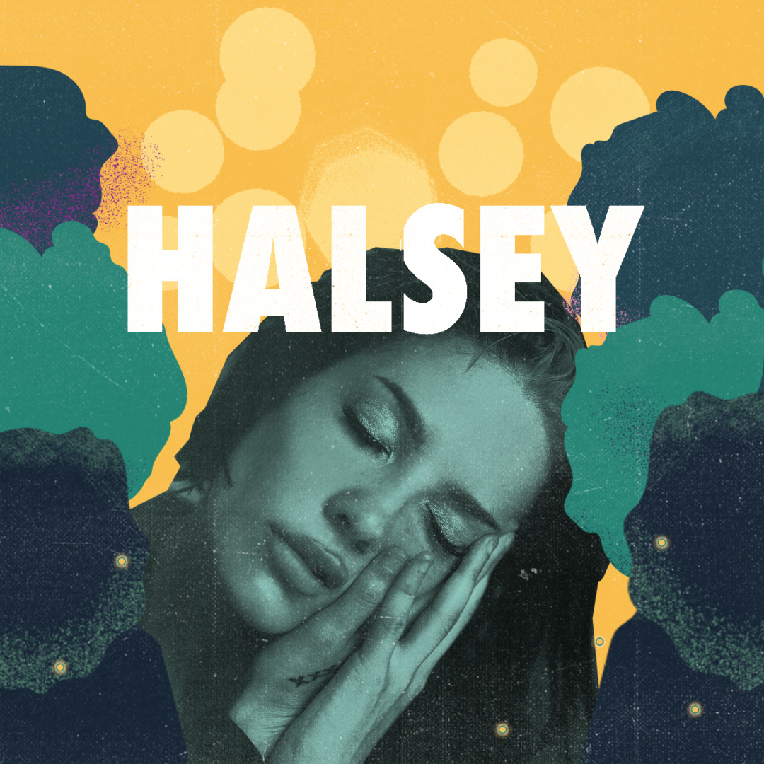 We can put on a show..  And you won't want to miss Halsey in the Woodlands this Summer 🌳🌌🏕️