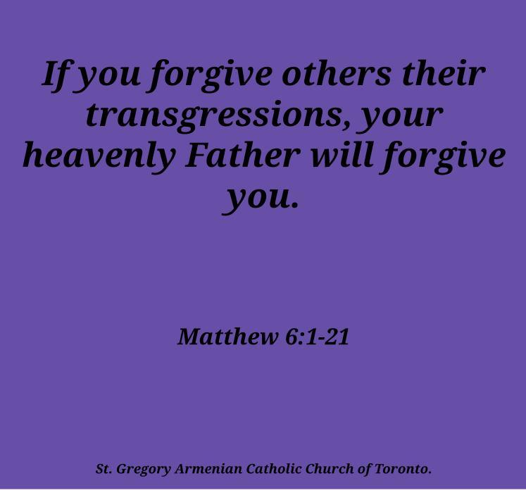 Holy #Gospel reading for Sunday, February 23, 2020. Matthew 6:1-21 Teaching About Almsgiving.  #SundayGospel #GospelOfTheDay