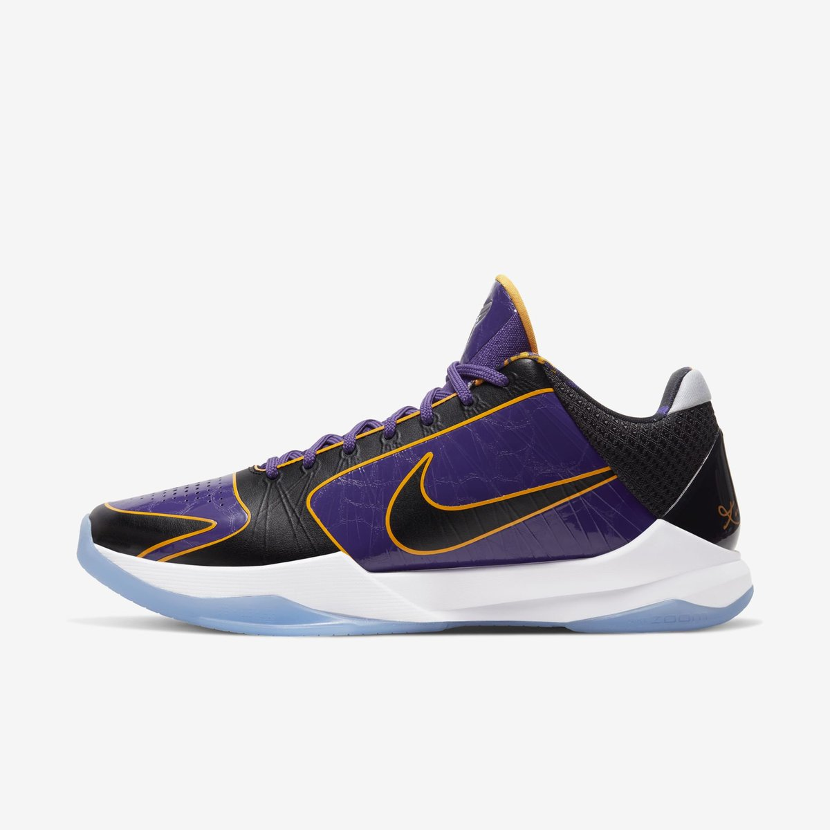"""Kobe 5 Protro """"Lakers"""" official images 👀"""