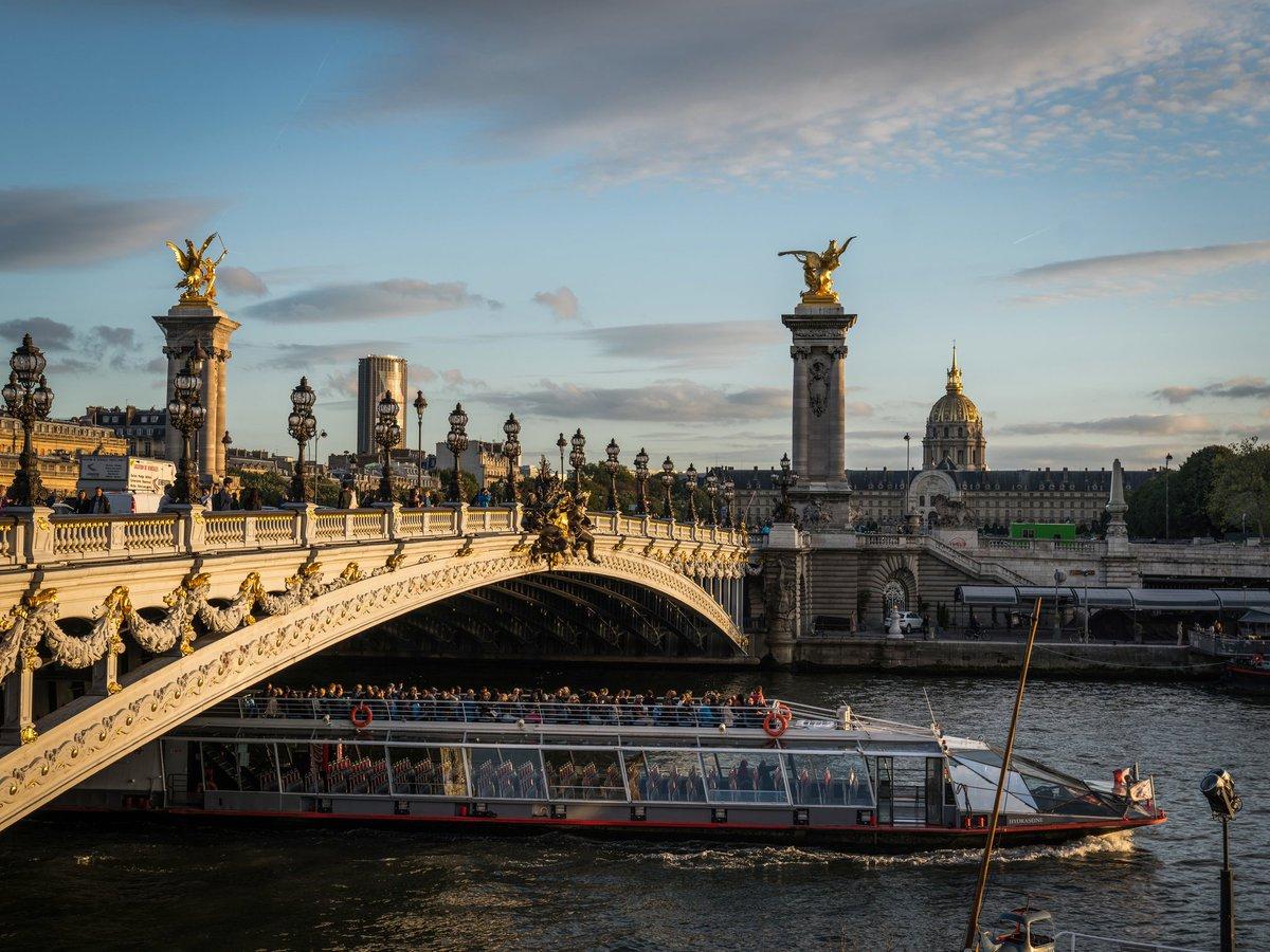 Paris Bridges of the Seine