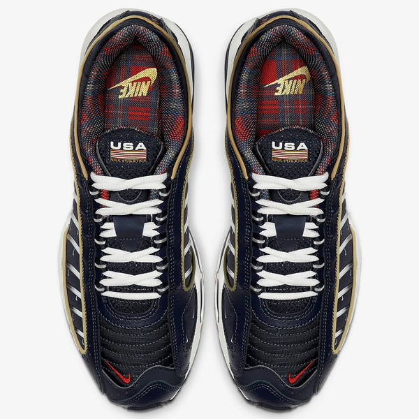 "A nice range of sizes for the ""USA"" Nike Air Max Tailwind IV retro are over 40% OFF at $95.97 + FREE shipping with your Nike+ account! #promotion  BUY HERE ->"