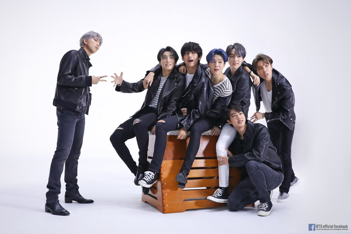 #BTS #방탄소년단 MAP OF THE SOUL : 7 Concept Photo Sketch #3 @ (
