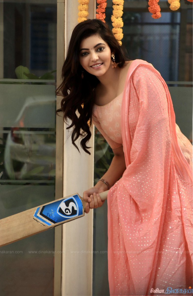 கிரிக்கெட் விளையாடும் அழகே தனி!... நடிகை அதுல்யா ரவி #AthulyaRavi #Athulya @AthulyaOfficial
