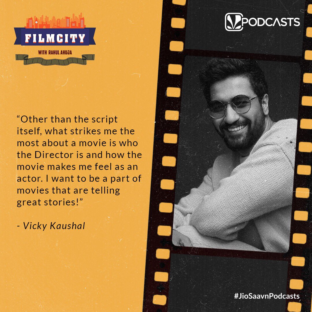 What's going on in Bollywood? Who has the scoop on the latest news? Tune in to Film City with @rkbahuja , and get your fix of all things Bollywood! 🎬🍿 Listen to it here: