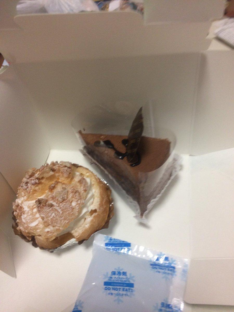 test ツイッターメディア - ケーキ屋巡りのおさらい2 シベールの杜のチョコレートケーキとシュークリームはとても甘かったぁ💞 モンドールにハマったからたまには大人の味のロールケーキを味わってみたんだぁ😃 フロマージュ箱塚に久し振りに行ったからたまには人気のチーズタルトを試したけどとてもとろけるほどだったぁ😊 https://t.co/Rbqb6uhsht