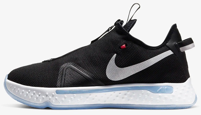 Limited-time savings of 30% OFF are available for the black/white Nike PG 4 at $77 + ship!  BUY HERE ->  (promotion - use code PGBW30 at checkout)