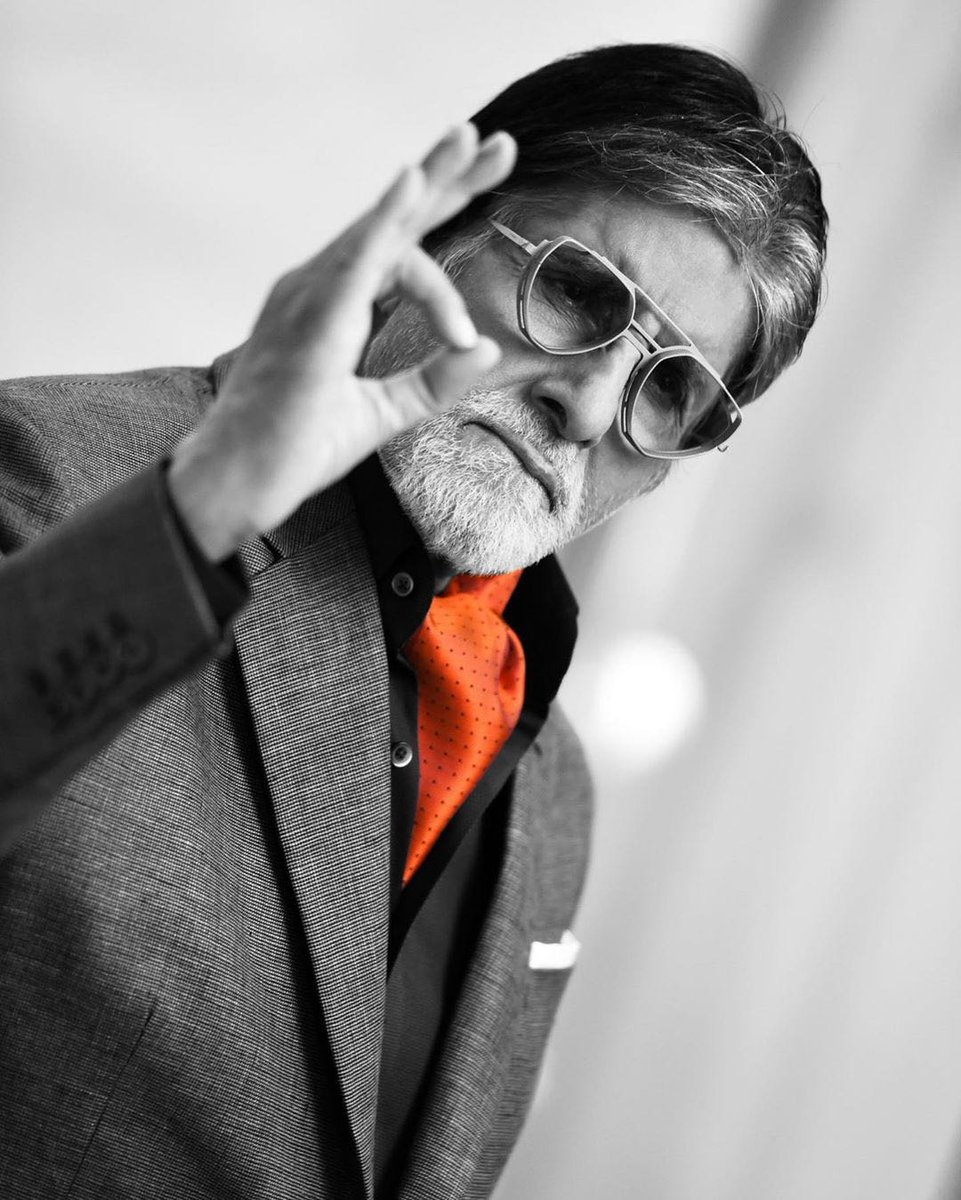 #AmitabhBachchan is a true rock star!
