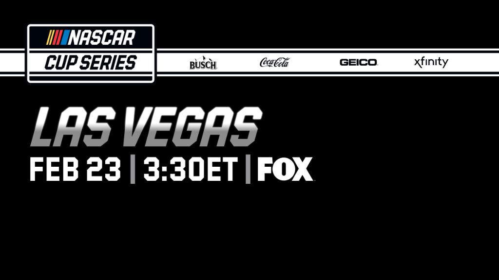 Retweet if you're ready to rock at @LVMotorSpeedway. 🤘