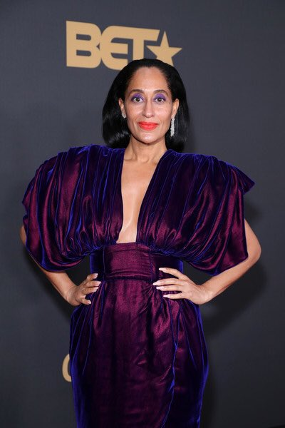 Tracee Ellis Ross at the 2020 #NAACPImageAwards 💜