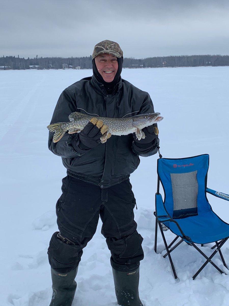 test Twitter Media - Great day for ice fishing in Manitoba! @TravelManitoba #icefishing #mbpoli https://t.co/tcTbzehdxL