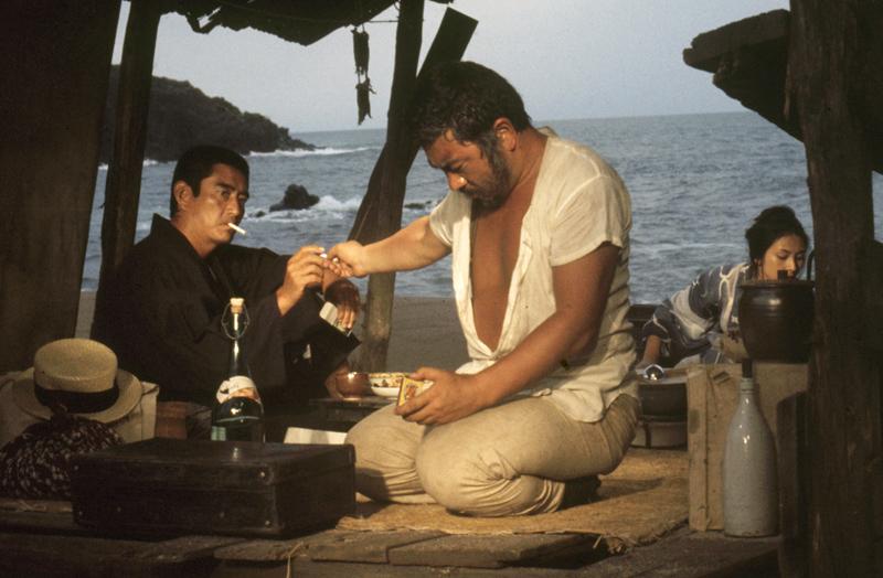 test ツイッターメディア - 「無宿」(1974) 主演:勝新太郎・梶芽衣子・高倉健。昭和初期…刑務所で出逢った二人…詐欺師の男はバルチック艦隊の財宝を…元潜水士のヤクザは兄貴の仇を…脚抜きした女郎…仇を撃ったヤクザが合流し宝探しを…だが、追手のヤクザが…豪快・愛くるしさ・ニヒル…三人三様の芝居が見事に融合… https://t.co/QFvcrptwMQ