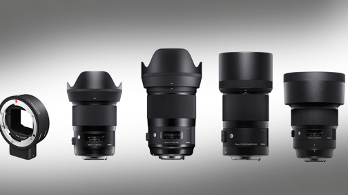 New firmware update for interchangeable lenses for #SIGMA SA mount