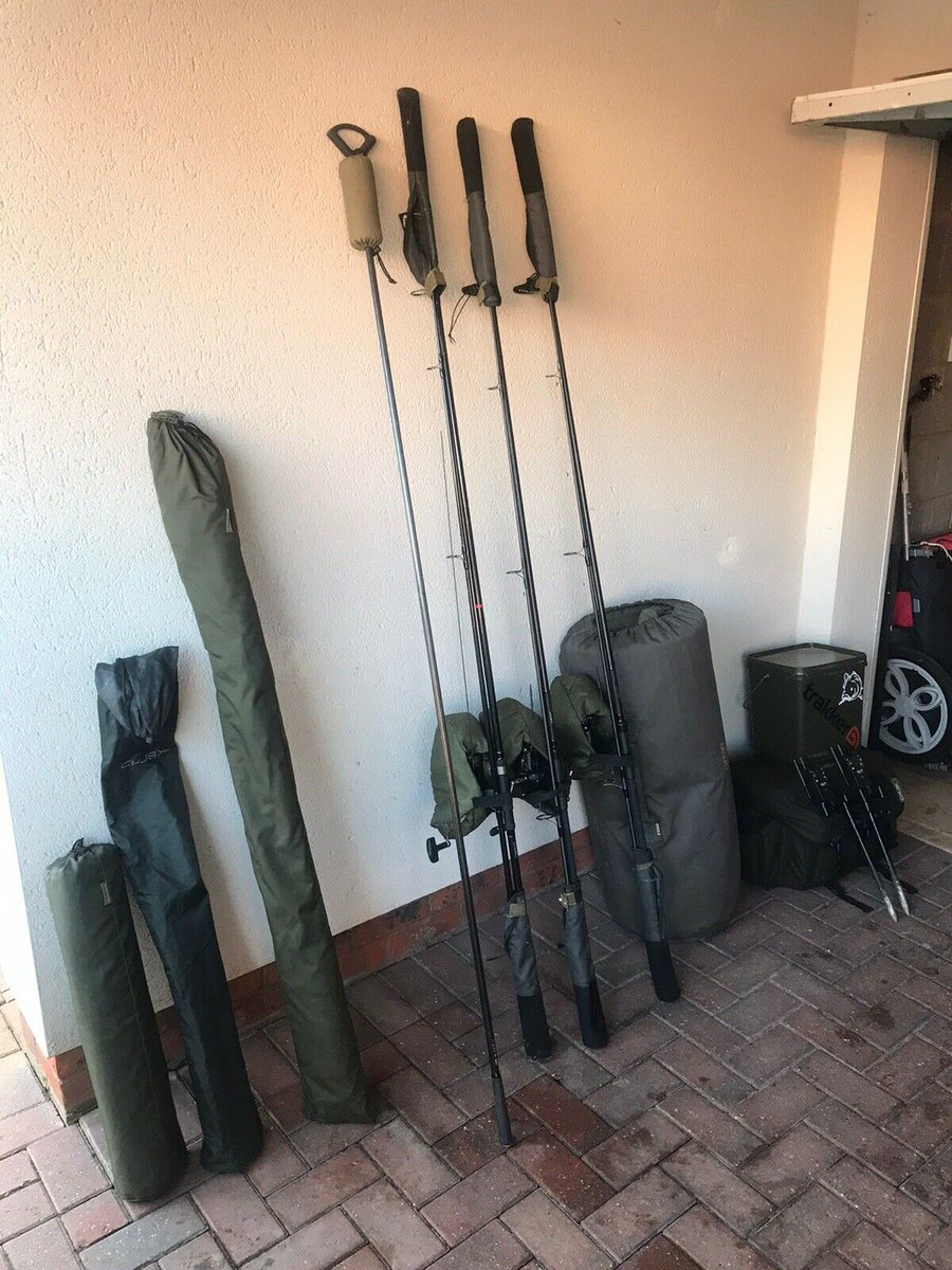 Ad - Carp fishing complete <b>Set</b> up for sale On eBay here -->> https://t.co/R7Yu6NtFsk  #