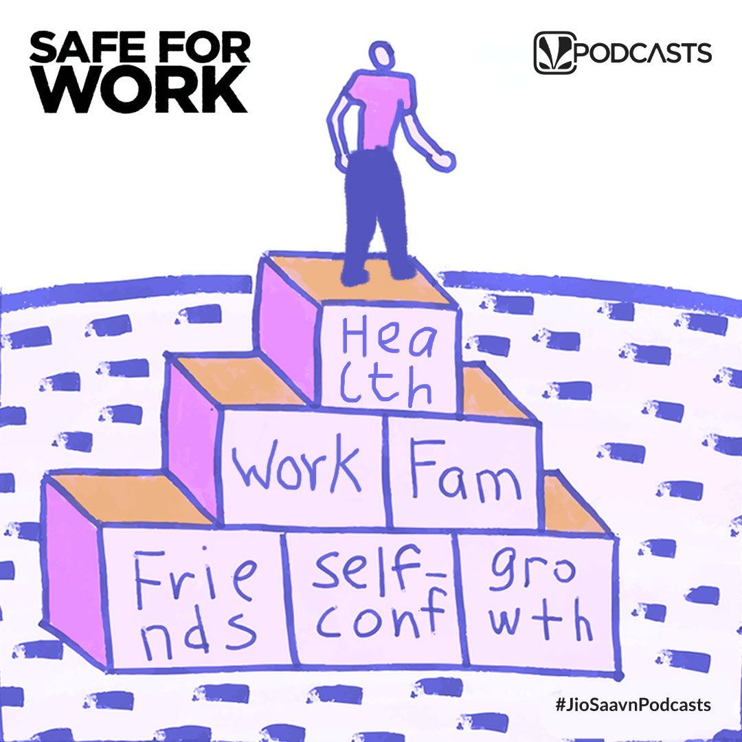 Life at work can be funny, challenging, ridiculous, and -- yes, even satisfying. Here's our Podcast Of The Week, Safe For Work, which is all about helping you find balance and happiness in your career.⏳  Listen to it here:  @WonderyMedia