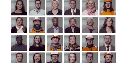The Bouygues group Twitter