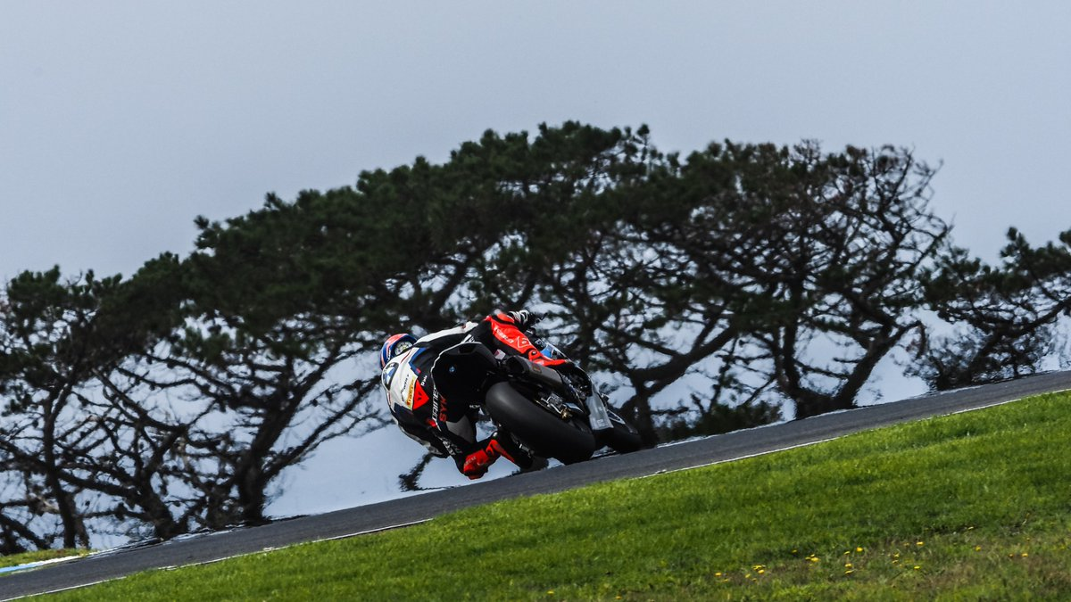 "test Twitter Media - ✊🏻@TheRealTomSykes ""very happy"" with opening testing day after impressive pace  Tom Sykes was second on day one of the WorldSBK Official Test at Phillip Island and is looking to win at the circuit for the first time  📃