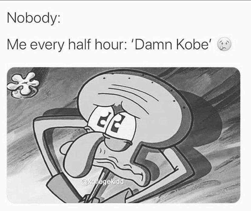 Gonna be an emotional day #KobeFarewell