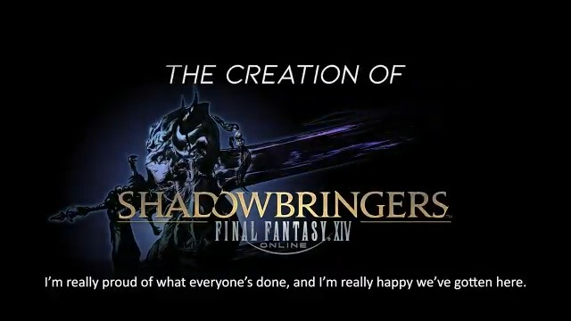 Ever wanted to learn about the creation of #FFXIV Shadowbringers?  Watch this space for news on a series of exclusive behind-the-scenes dev diaries, set to begin on Thursday, February 27! 🎥🎉