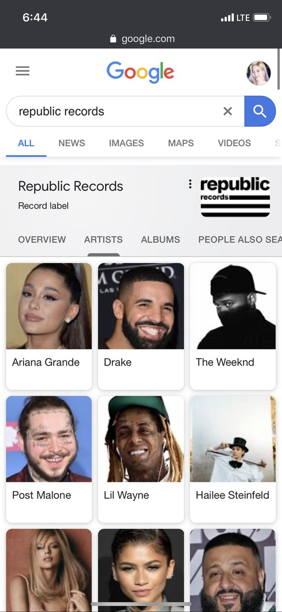 Republic Records already added @JYPETWICE to their artists list ❤️❤️❤️❤️