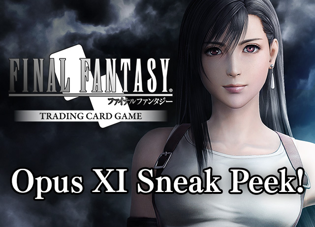 Check out the newest @FFTCG_SQEX Opus XI: Soldier's Return Reveals on the @FinalFantasy Portal Site!