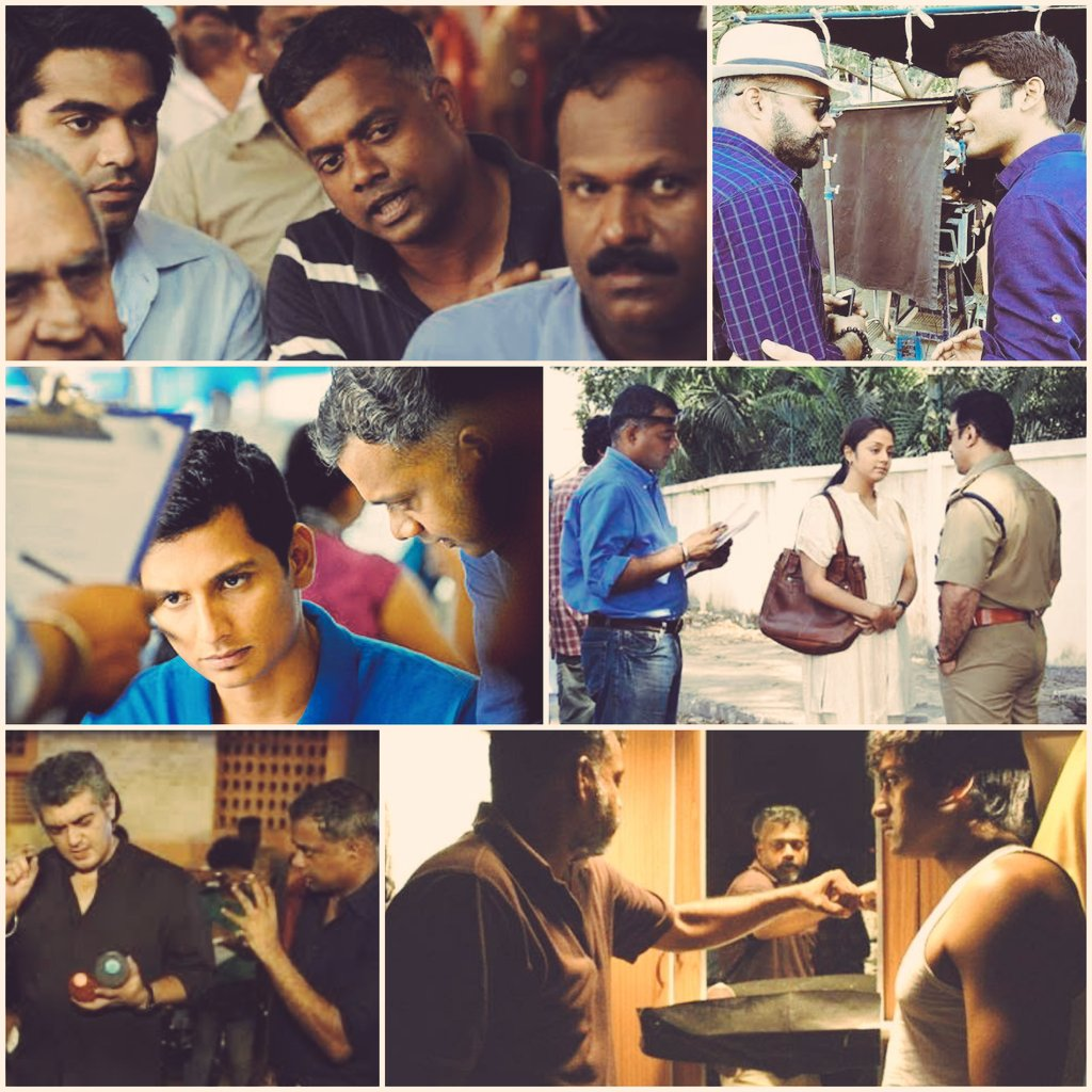Wishing the Director - Actor - Producer @menongautham A Happy Birthday from the entire team of D'One @SureshChandraa @ProRekha   #HBDGVM #HappyBirthdayGVM
