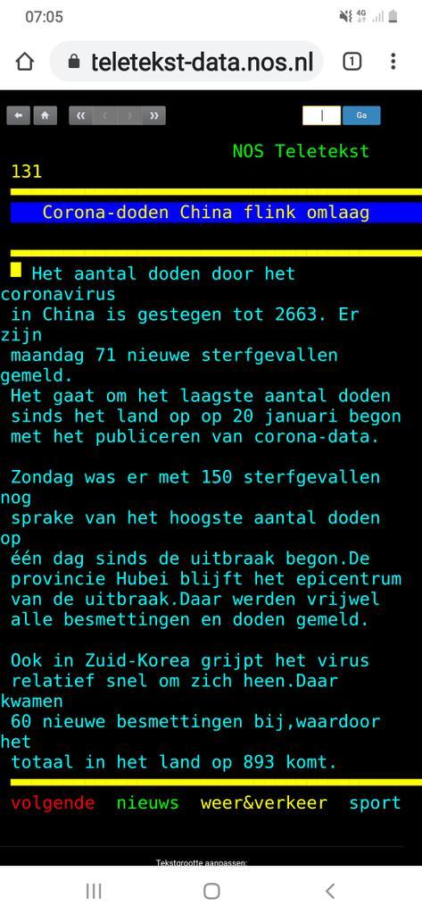 test Twitter Media - In 2017 stierven in Nederland 2000 doden, voornamelijk bejaarden extra door gewone griep. Zo was het toch @statistiekcbs  @rivm. In heel China ×/- zelfde aantal. https://t.co/r4RDK9O3I1