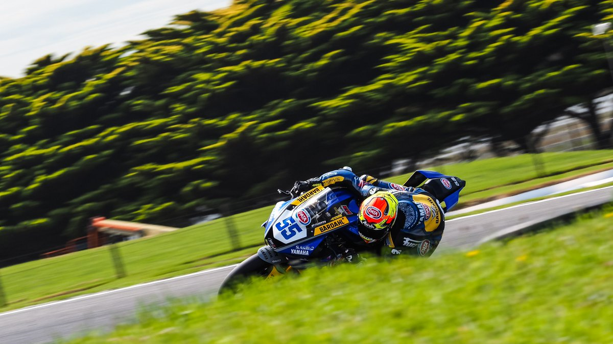 test Twitter Media - Locatelli completes Phillip Island Official Test clean sweep  Andrea Locatelli topped the times and left the field to battle for second in his wake  📃| #WorldSSP https://t.co/VFhaq0Yzuy https://t.co/OhW4DDbV6e
