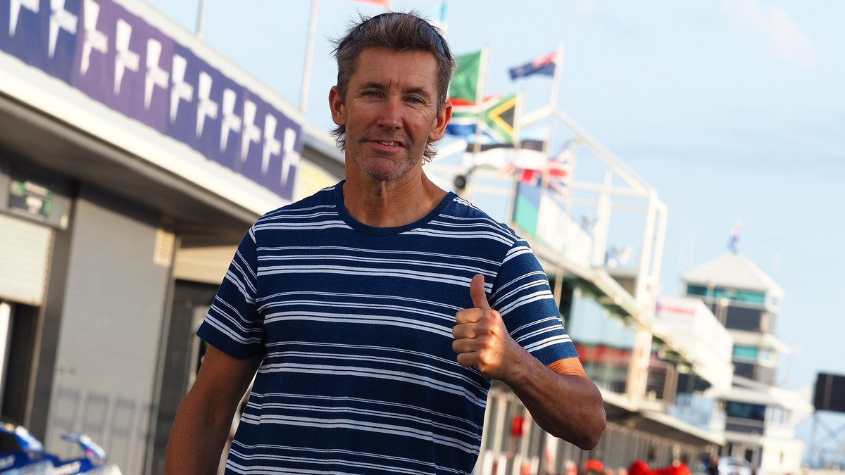 "test Twitter Media - 👉🏻@TroyBaylisstic : ""Always excited to see how the Championship is shaping up""  📹INTERVIEW 