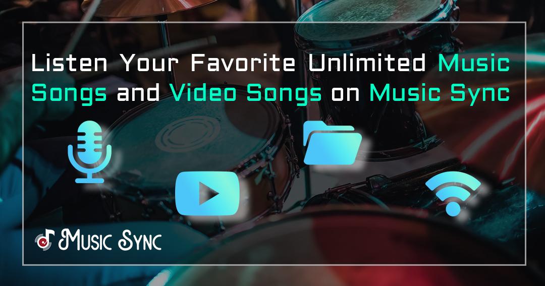 #music #musicsync #musicplayer #freemusic #soundcloud #gaana #saavn #wynkmusic #amazonmusic #youtube #youtubemusic #jiomusic #spotify #soundcloud #hungamamusic