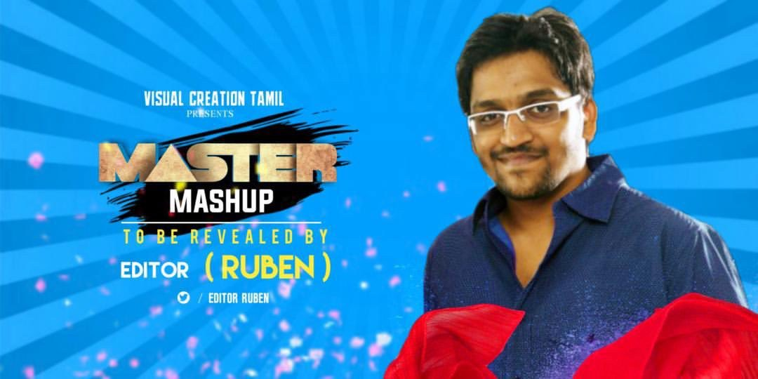 DEAR Thalapathians, #MasterMashup fan made video coming soon to you🔥  Cuts by the talented Boopalan @BOOPALA26