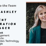Please join us in welcoming Kristy Ashley joining our team as the Event Registration Manager. https://t.co/nCJDTNFmVf