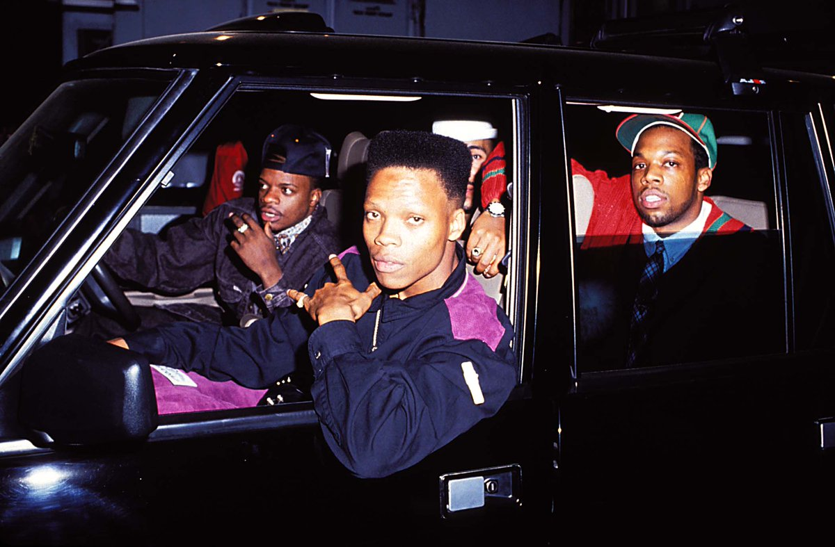 """Thirty years ago, Bell Biv DeVoe's (@OfficialBBD) """"Poison"""" reinvented new jack swing. VIBE takes a look back -"""