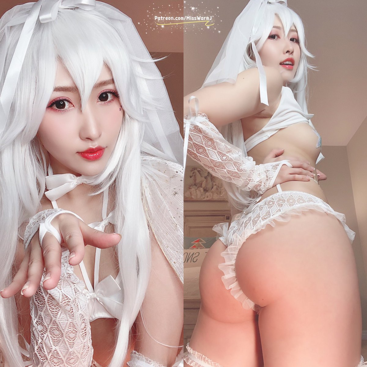 Free rewards will be picked and send on March 3rd if we reached 2K Retweet ☺️♥️And if you want to support, special Bride Boo set is available for All supporters in Tier $2+