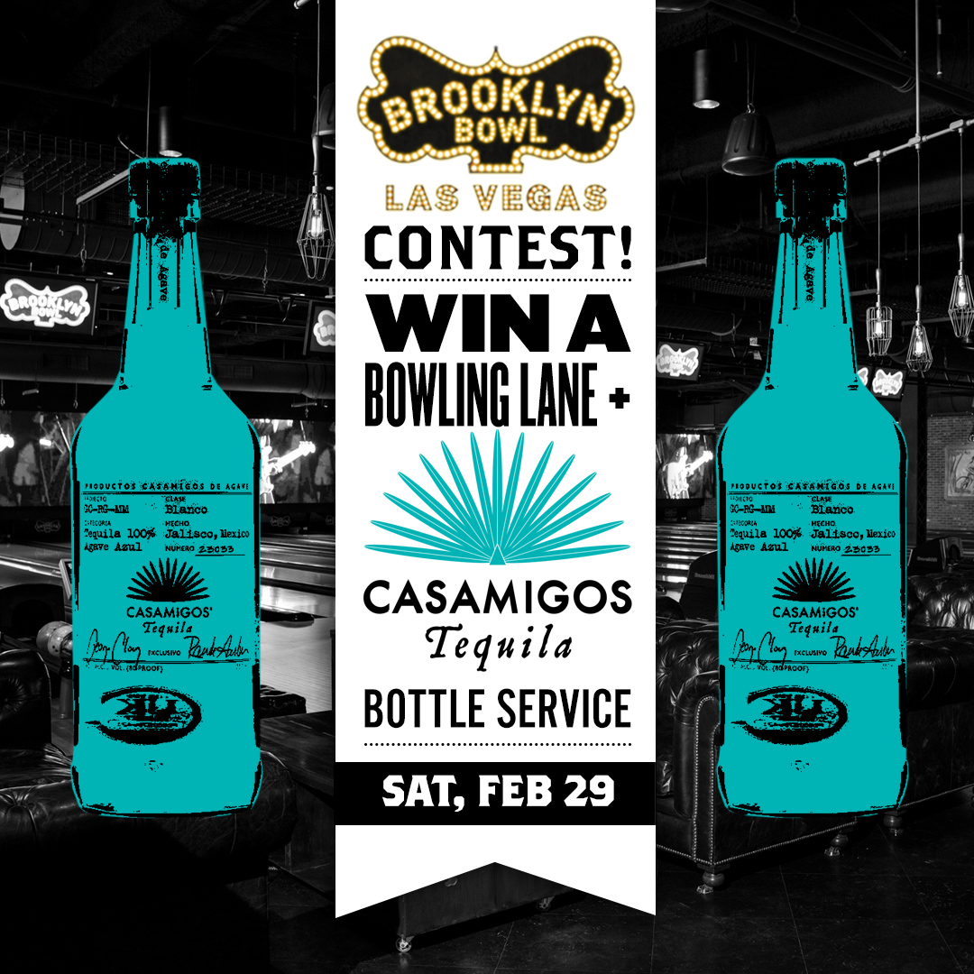 🧊 GIVEAWAY 🧊 Enter for a chance to #win a VIP lane/tickets to 90s Pop Trinity: NSYNC, Britney & BSB Night at the Bowl AND .@Casamigos bottle service all night! (Must be 21 to win.) Enter here: